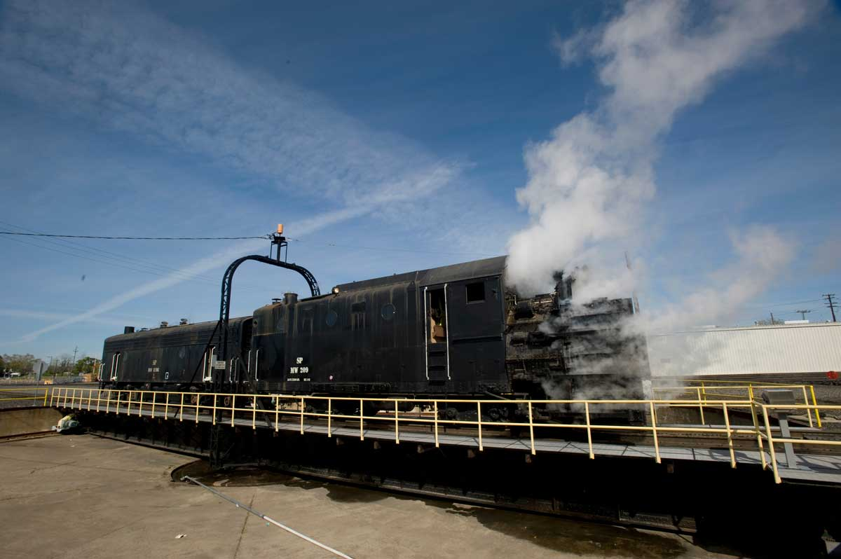 Colfax Railroad Days | Modern Railroad Engines